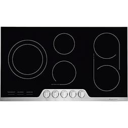 """Fridgidaire Professional 36"""" Stainless Steel Electric Cookto"""