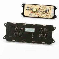 Frigidaire 316557107 Range Oven Control Board and Clock Genu