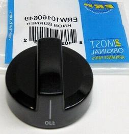 Gas Range Oven Burner Knob for Whirlpool WPW10160649 AP60159