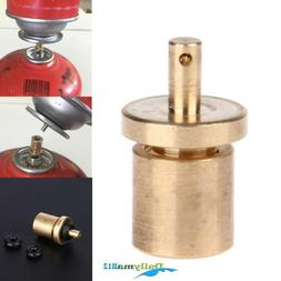 Gas Refill Adapter for Outdoor Camping Stove Gas Cylinder Ga