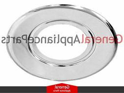 "Gas Stove Range 7 1//2/"" Burner Chrome Drip Pan Bowl Fits Amana # Y0097083 97083"