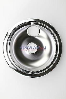 GE WB31M15 GE Kenmore Stove 8 Inch Chrome Burner Bowl Drip P