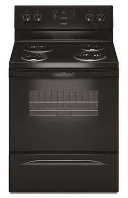 """WHIRLPOOL GIDDS-109015 30"""" Single Oven Free-Standing Electri"""