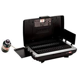 Coleman Grill, Portable Propane, 1 Burner, Black 2000004121