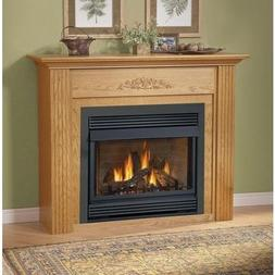 Napoleon Gvf36 Vent Free Propane Fireplace With Painted Blac