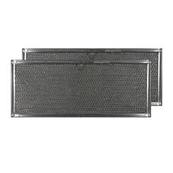 2 Pack Air Filter Factory Compatible Replacement For Jenn-Ai
