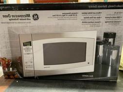 GE JES2251SJ 2.2 cu ft 1200W Countertop Microwave Oven
