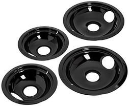 Kenmore Stove Drip Pans Set Burners Replacement Parts Frigid