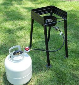 King Kooker 25 in. Single Burner Outdoor Cooker