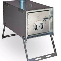 Kni-Co Trekker Wood Burning Camp Stove / Camp Stove Only