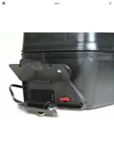 RoadPro Stove, Black, Automotive Travel Food Warmer Cooker,