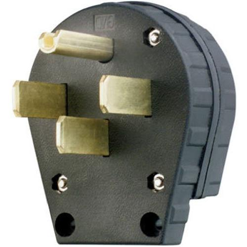 30 50a blk range plug