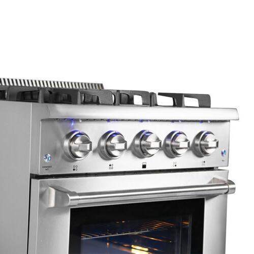 HRG3080U Stove Stainless