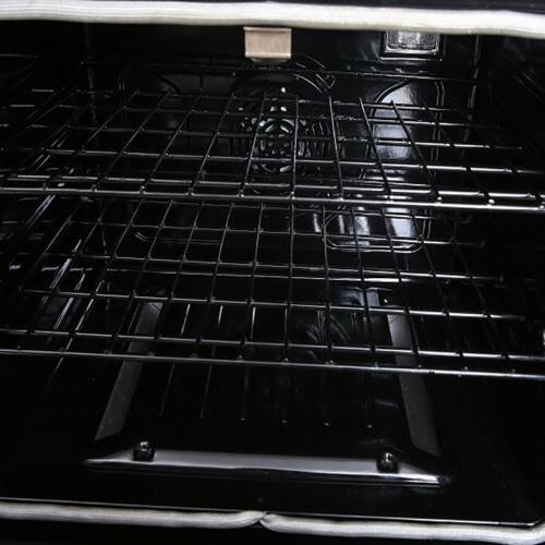 "Thor Kitchen LRG3001U Stove Stainless Steel 30"" Gas Range Burner"