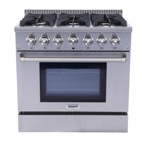 36 Professional Oven HRG3618U