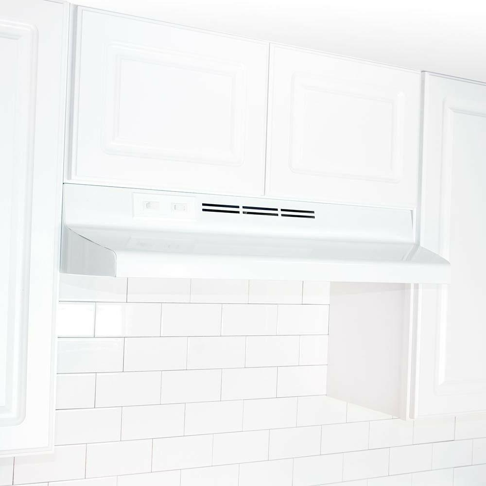 "Air King 36"" Cabinet Ductless Hood Kitchen Vent Stove"