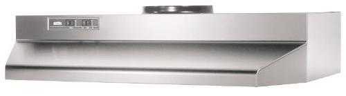 series round ducted range hood
