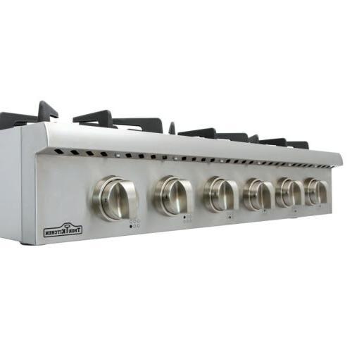 Range stove Inch Rangetop