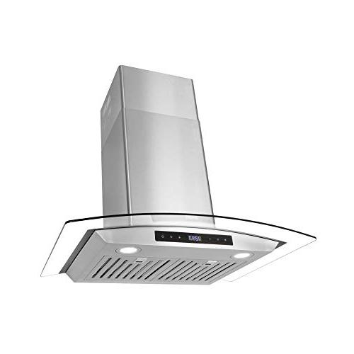 Cosmo 30-in Range | / Ductless , Kitchen Stove Vent Light , 3 , Fan Filter