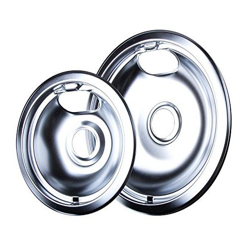 "4 & 8"" Replacement Chrome for W10196406"