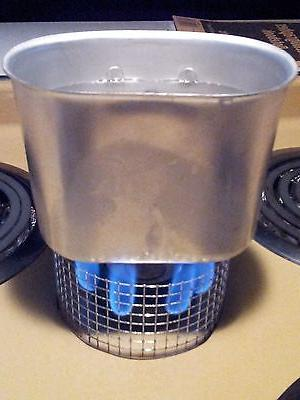 ALCOHOL STOVE SURVIVAL CAMPING HIKING COOK