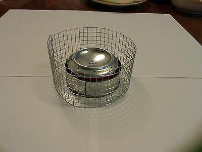 ALCOHOL STOVE CAMPING COOK BURNER WITH