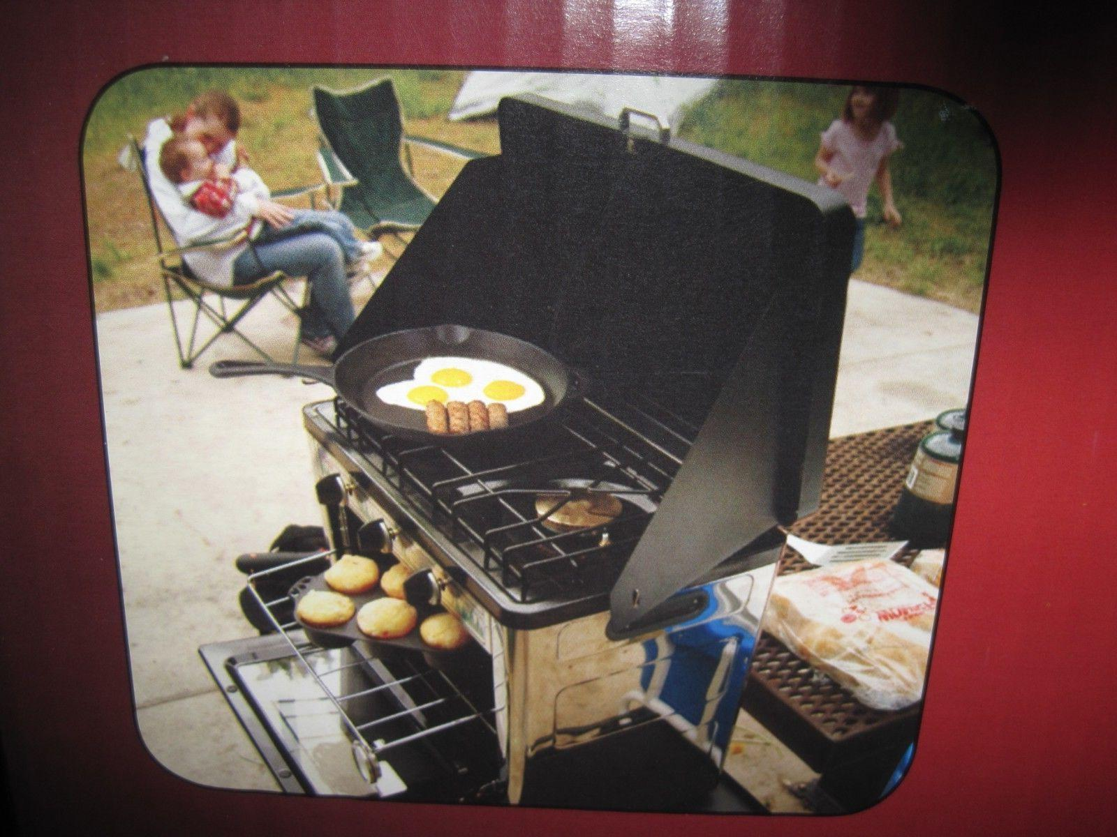 BNIB Outdoor Oven 2 Burner Camping