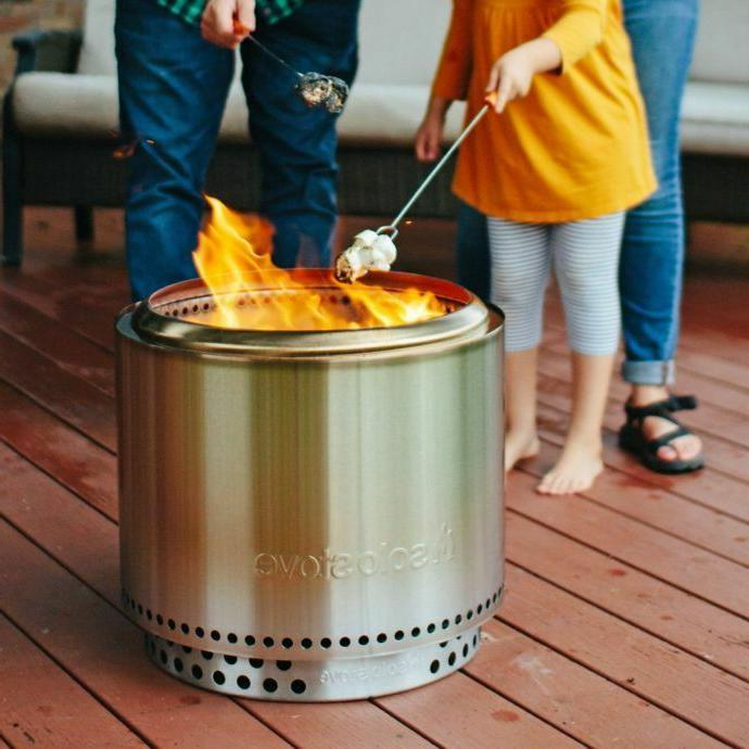 Solo Stove Pit Wood Patio NEW