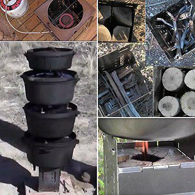 Firebox Camp Kit