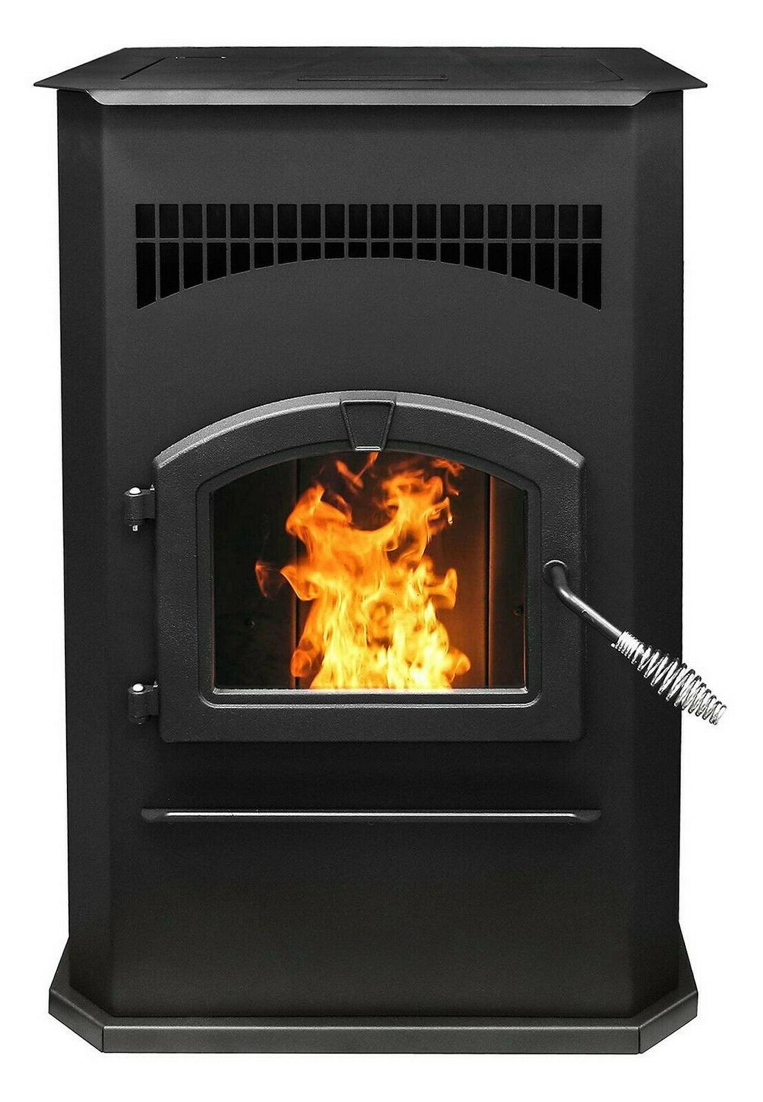 cabinet 50000 btu pellet stove