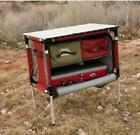 Camp Table and Organizer Campsite Kitchen Outdoor Cooking St