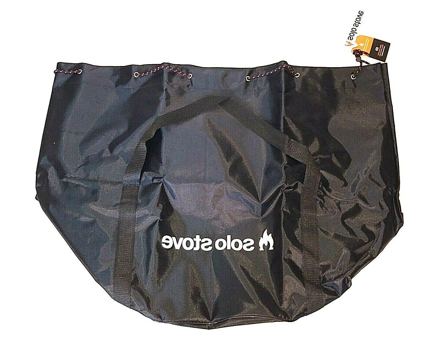 campfire bonfire large storage carrying bag brand