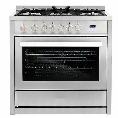 cos 965agc single oven gas