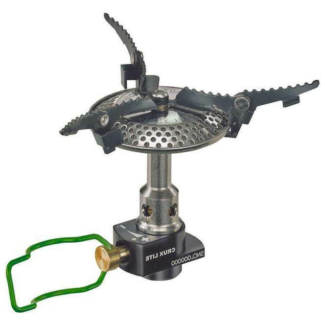 crux lite ultra light camping backpacking stove