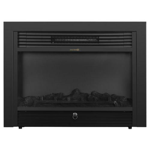 Embedded Insert Heater Log Flame with Remote