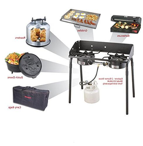 Camp Chef 2 Burner Outdoor Modular Cooking
