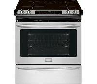 """Frigidaire FGIS3065PF 30"""" Slide-In Electric Range with Induc"""