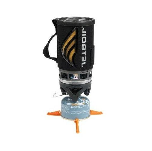 JETBOIL FLASH COOKING SYSTEM PORTABLE CAMP STOVE