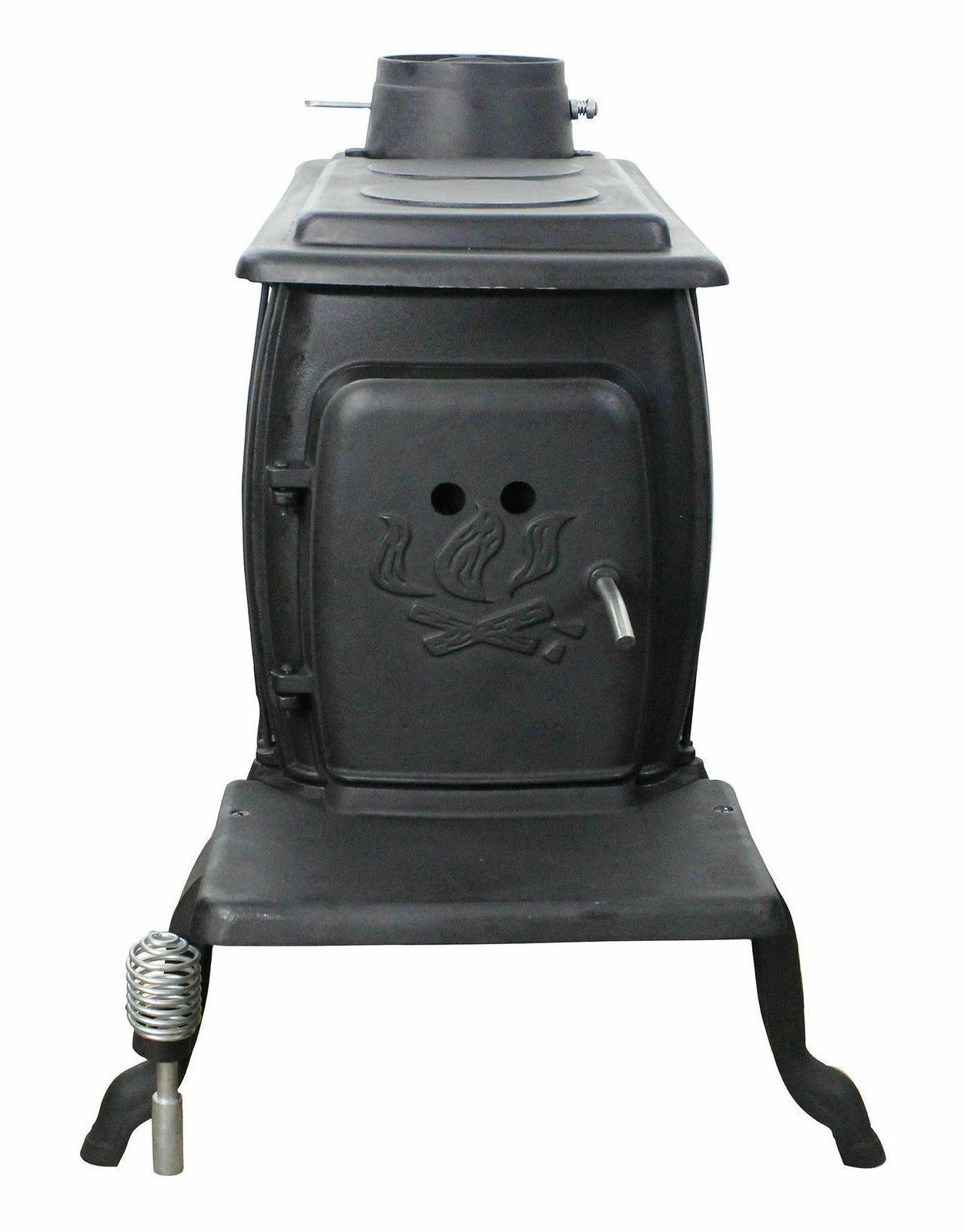 ft direct vent wood stove 900 sq