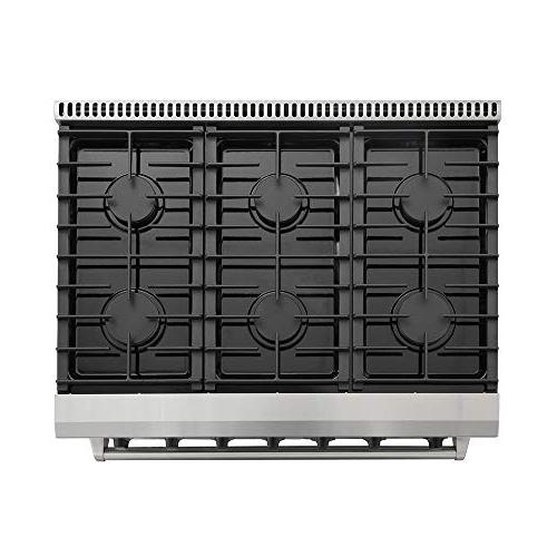 New Arrival Gas Range Cooktop Thor Kitchen LRG3601U