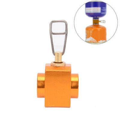 Accessories Gas Camping Cylinders 2.1x1.8cm Durable