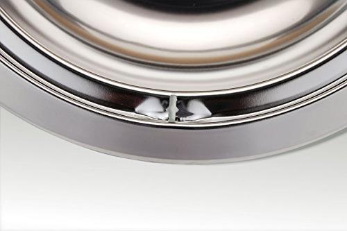 Stanco 4 GE/Hotpoint Electric Bowls With Locking Slot
