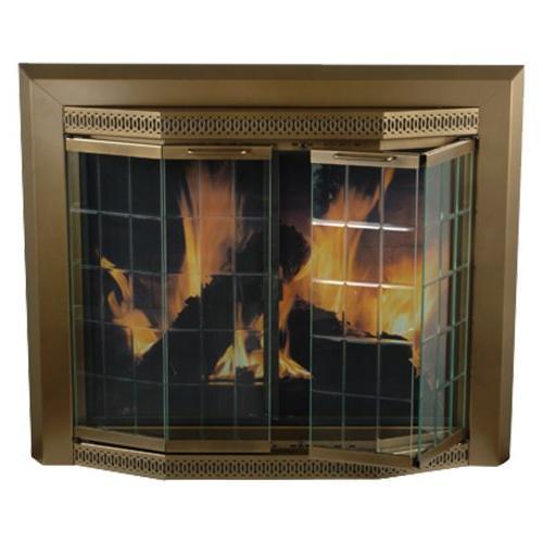 grandior bay fireplace bi fold