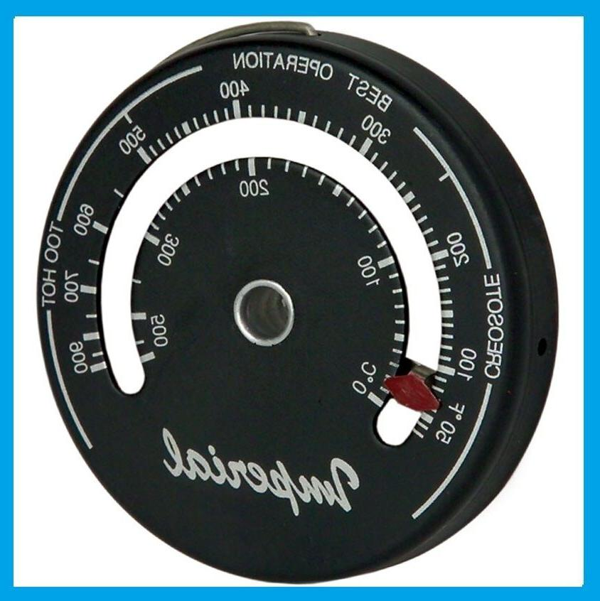 imperial stovepipe thermometer woodstove pellet