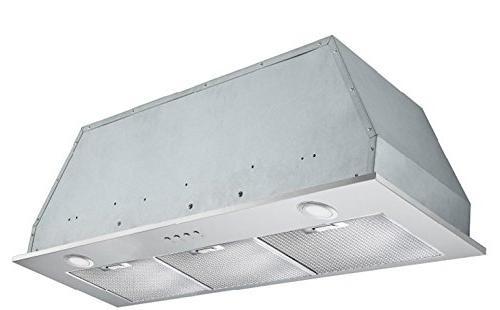 inserta plus built range hood
