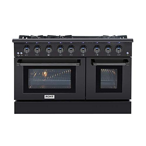 Thor Gas 6 Cooktop Oven Porcelain