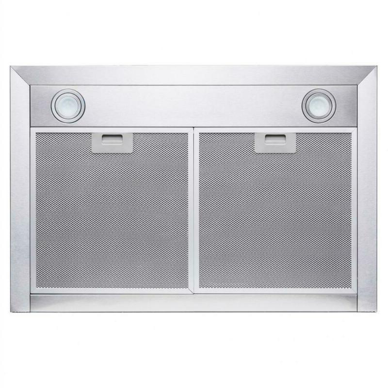 Kitchen Range Steel Convertible Wall 400 Stove Kit