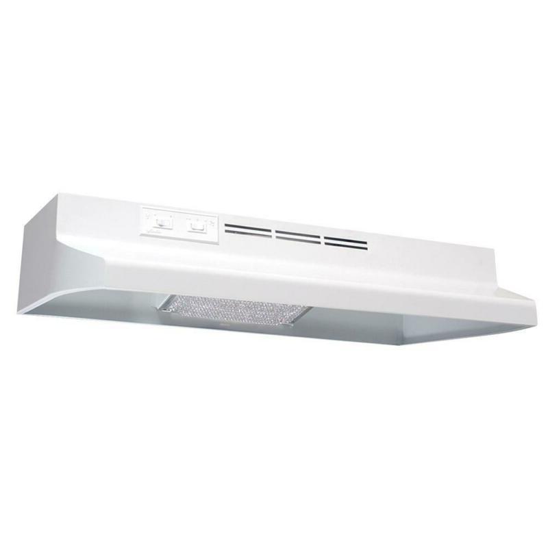 kitchen stove exhaust hood range vent ductless