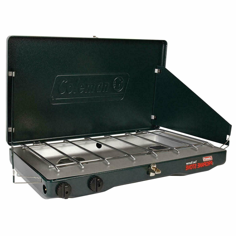 NEW! Coleman Gas | Portable 2 Burners