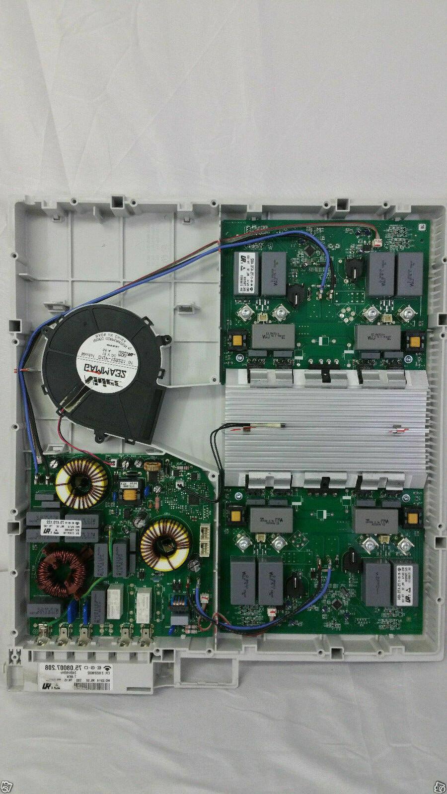oven control board induction generator stove range